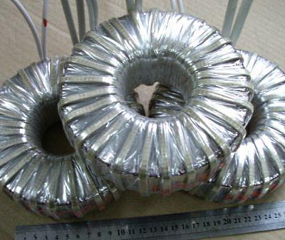 Трансформатор тороїдальний для харчування галогенних ламп на 12 вольт потужністю 500 ватт